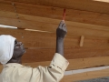 17 Sundaran uses the Qalam to mark the lower edge of the new strake