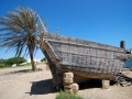 04 The boat remains have been moved to the Al-Baleed Archaeological Park in Salalah