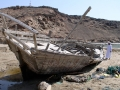 07 The last photos of the Dhi`b in Sadah before the tsunami that destroyed 2/3 of it in 2004