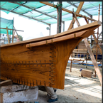 The National Museum Maritime History Gallery project