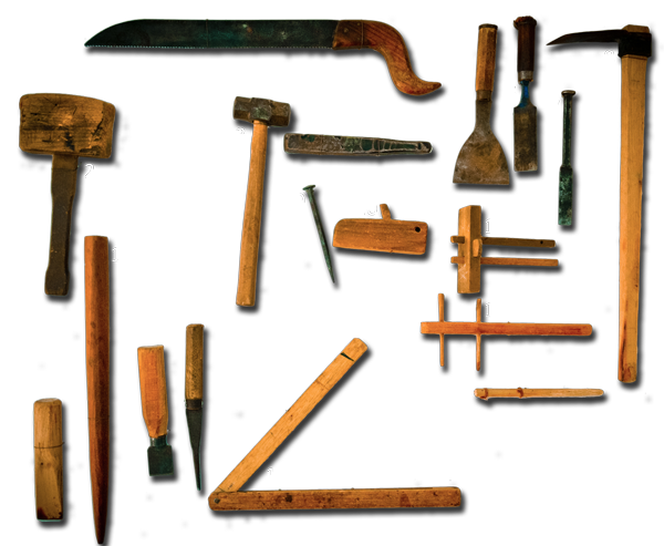 Tools of the past